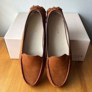 Cole Haan Brown Grand OS Women's Loafers